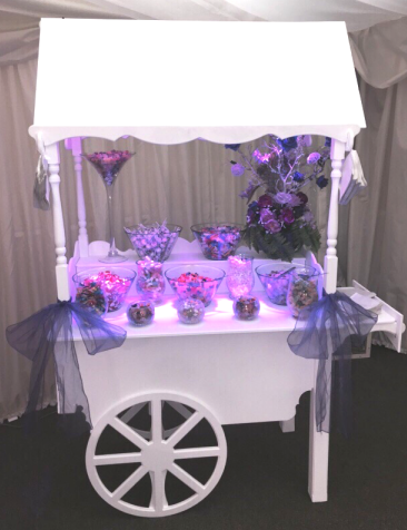 Candy Cart / Sweet Cart / Drinks Cart / Wedding Cart